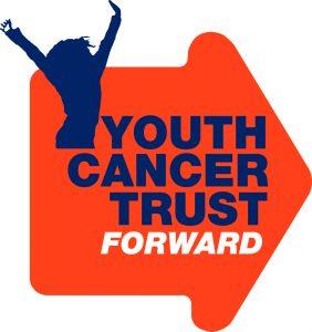 Youth Cancer Trust forward logo
